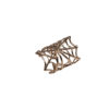bronze web ring